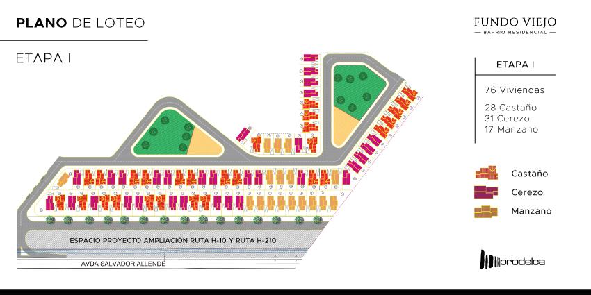 Proyecto Fundo Viejo de Inmobiliaria Prodelca-11