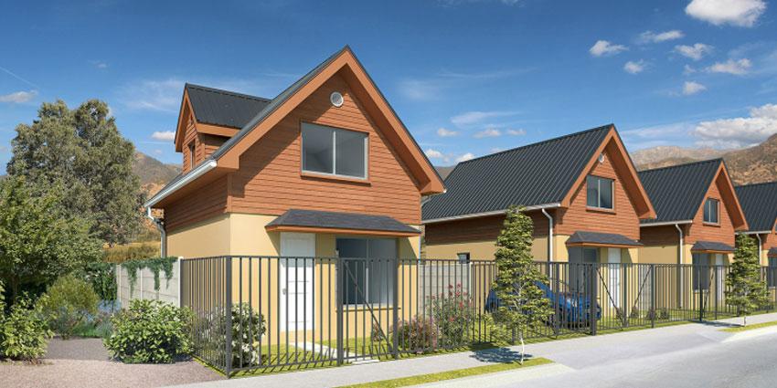 Proyecto Valles de Rengo II de Inmobiliaria PY